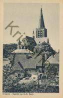 Groenlo - Gezicht Op R.K. Kerk  (FJ-172 - Groenlo