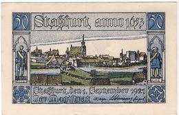 Deutschland Notgeld 50 Pfennig Mehl1256.1 STASSFURT /34M/ - [11] Emissions Locales