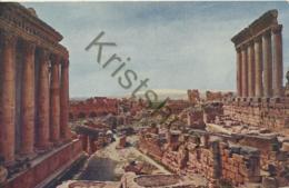 Le Deux Temples Jupiter - Bacchus  (FQ-145 - Postcards
