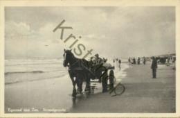Egmond Aan Zee - Strandgezicht - Jutter  (FS-127 - Egmond Aan Zee
