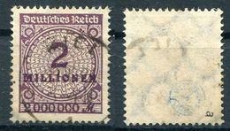 Deutsches Reich Michel-Nr. 315a Gestempelt - Geprüft - Oblitérés