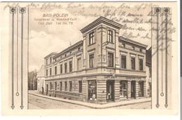 Bad Polzin- Conditorei U. Konzert-Café - Carl Zell Von 1922 (074AK) - Polen