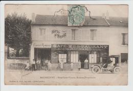 MAURECOURT - YVELINES - HOTEL SAINT VINCENT - RICHARD PROPRIETAIRE - Maurecourt
