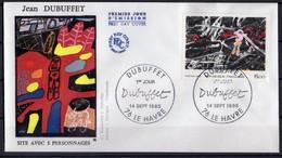 14/09/1985  FDC  N° 2381 - FDC