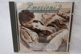 """CD """"Emozioni 2"""" Die Schönsten Italo-Kuschelsongs - Other - Italian Music"""