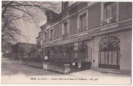 (41) 1361, Blois, Lenormand, Grand Hotel De La Gare Et Terminus - Blois