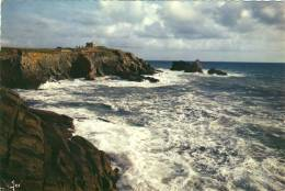 CPM Presqu'île De Quiberon Pointe De Beg-en-Naud - Quiberon