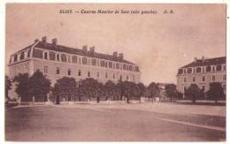 (41) 111, Blois, DD, Caserne Maurice De Saxe, Allée Gauche - Blois