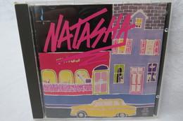 """CD """"Natasha"""" Natasha - Blues"""