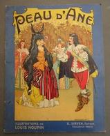 ENFANTINA - Editeur B. Sirven Toulouse - Peau D'Ane - Illustrations Louis Houpin - - Livres, BD, Revues