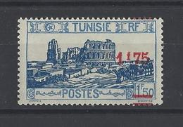 TUNISIE. YT  184  Neuf **  1937 - Tunisia (1888-1955)