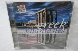 "CD ""Greek Phantasies"" Div. Interpreten - Musik & Instrumente"