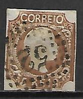 PORTUGAL    -    1856.    Y&T N° 9 Oblitéré. - Oblitérés