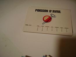 PUBLICITE BABYBEL  AVRIL  2002 - France