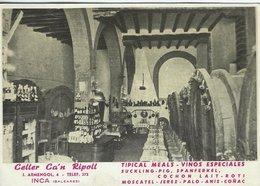 Inca - Celler Ca`n Ripoll. Mallorca. Spain.  A-100 - Mallorca