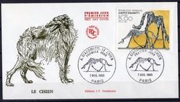 07/12/1985  FDC  N° 2383 - FDC