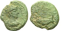 [H] +++ AE18 -- COMMODUS  --  PHILIPPOPOLIS In Thracia - Galley - RRR! +++ - Römische Münzen