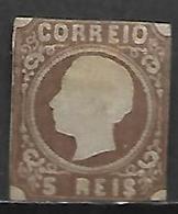 PORTUGAL    -    1862.    Y&T N° 13 (*) - 1862-1884 : D.Luiz I