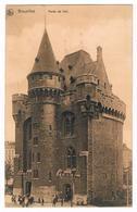 CPA : Bruxelles - Brussel - Porte De Hal - Monuments, édifices