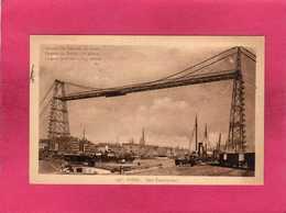 76 Seine Maritime, Rouen, Pont Transbordeur, Animée, Quais, Bateaux, 1923 - Rouen