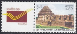 India - My Stamp New Issue 29-02-2016 (Yvert 2660H) - Unused Stamps