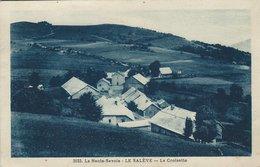 La Haute Savoie - Le Sal`eve - La Croisette.Sent To Switzerland 1930.  France.   S-4315 - Autres Communes