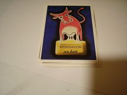 PUBLICITE MONSAVON AU LAIT - Francia