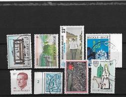 Belgique Lot Année 1983 O. - Belgien