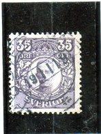 B - 1911 Svezia - Re Gustav V - Svezia