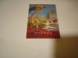 PUBLICITE HYERES - Francia
