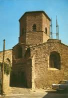 CPM Rieux Minervois L'église Heptagonale - France