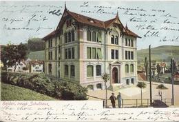 CPA SUISSE HEIDEN - AR Appenzell Outer-Rhodes