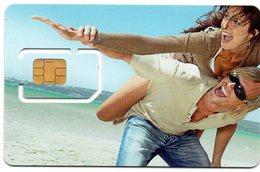 Carte De Téléphone Portable Sim - Movistar - Telefonica - Espagne - Espagne