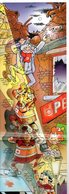 Sticker Autocollant Rood  Rode Kruis 2003 Form. 41x10cm Jean Roba ? - Vignettes Autocollantes
