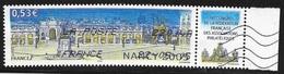 TIMBRE N° 3785   -   NANCY    -  OBLITERE  -  2005  75e CONGRES  AVEC VIGNETTE - France