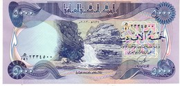 Iraq P.100   5000 Dinars 2013 Unc - Iraq