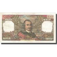 France, 100 Francs, 100 F 1964-1979 ''Corneille'', 1969, 1969-11-06, TB - 1962-1997 ''Francs''