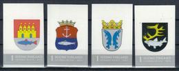 Finnland 'Regionalmarken Fische' / Finland 'Regional Stamps, Fishes' **/MNH 2016 - Poissons
