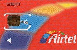 Carte De Téléphone Portable Sim - Airtel - Espagne - Spagna