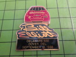 1118B Pin's Pins / Rare Et De Belle Qualité / THEME AUTOMOBILE : BILL ELLIOTT FORD THUNDERBIRD DELAWARE 500 - Ford
