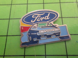 1118B Pin's Pins / Rare Et De Belle Qualité / THEME AUTOMOBILE : FORD - Ford