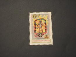 CECOSLOVACCHIA - 1962 COSMONAUTA  - NUOVI(++) - Czechoslovakia