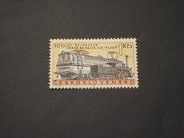 CECOSLOVACCHIA - 1968 LOCOMOTIVE  - NUOVI(++) - Czechoslovakia