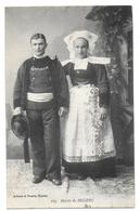 BEUZEC - Mariés ( Folklore ) - Beuzec-Cap-Sizun