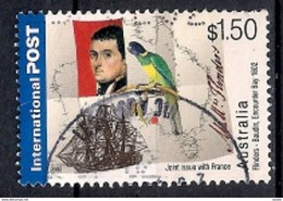 Australia 2002 - Joint Issue With France - Usados