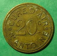 54 - Nancy - Cure D'Air St Antoine - 20c - ELIE Non Répertorié - Monetary / Of Necessity