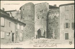 Porte Saint-Marcel - Die
