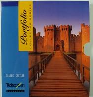 NEW ZEALAND - NZ-IP-7 - GPT Set Of 5 -1997 - Classic Castles - 250ex -  MINT - International Collector Pack - New Zealand