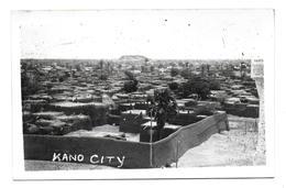 NIGERIA - KANO CITY ( Carte Photo ) - Nigeria