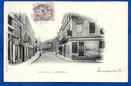 Isle Adam  / Grande Rue - Other Municipalities